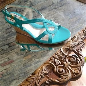 Sofft Paharita Women's Open Toe Wedge Sandal 8.5